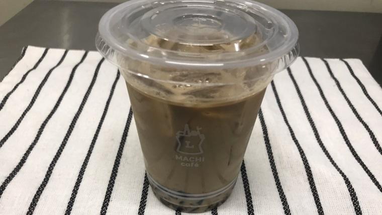 ローソン コーヒー ゼリー ラテ